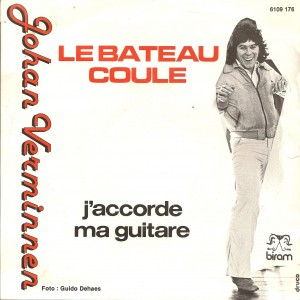 J'accorde ma guitare