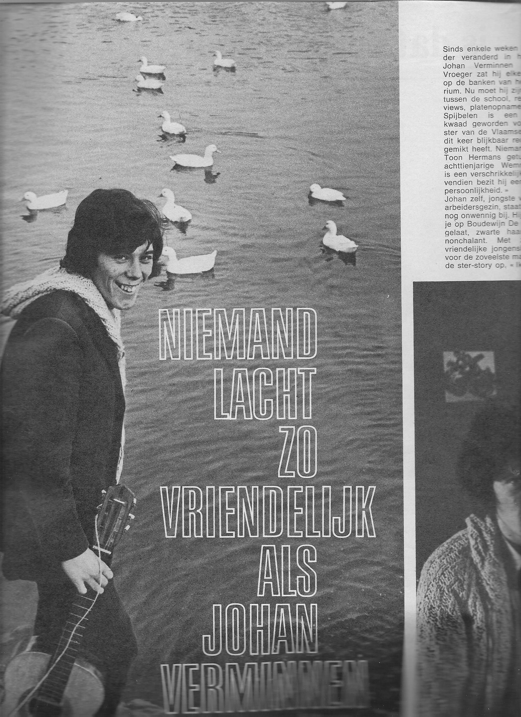 ZIE Magazine dec 1969 pag 1